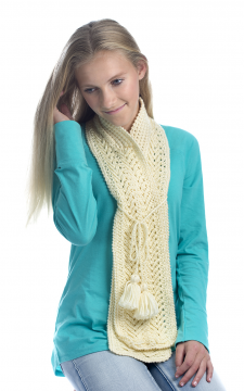CROCHET PATTERN Owleta Scarf with Collar for Kids and Adult PDF eBook Instant download