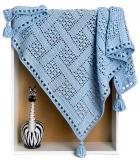 Dream Catcher Baby Blanket/Throw Crochet Pattern/Ebook PDF ONLY