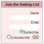 mailing list1