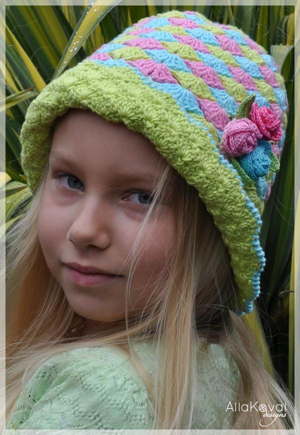 Crochet Cowboy Hat Pattern | Cowboy Hat