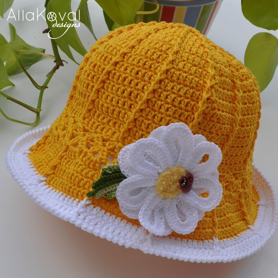 Garden party crochet poppy dandelion and daisy pins patterns for daisypin1 copy gardenpartydaisy1 copy izmirmasajfo