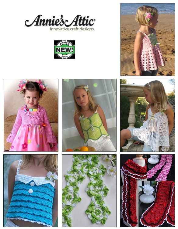 Annie Attic Crochet Free Patterns : Annies Attic Patterns - Pattern Collections