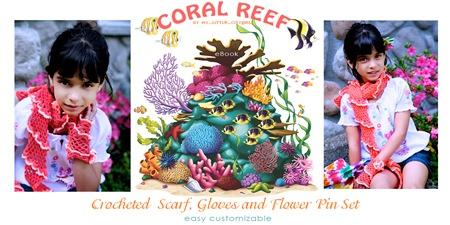 Coral Reef Scarf Logo1 copy