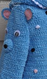 Polar Bear Crochet2