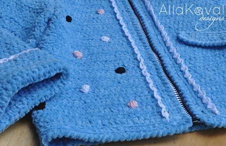 Polar Bear Crochet3