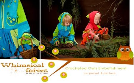 Whimsical Forest Embellishment Logo