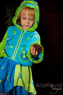 Whimsical Forest Owl Jacket5