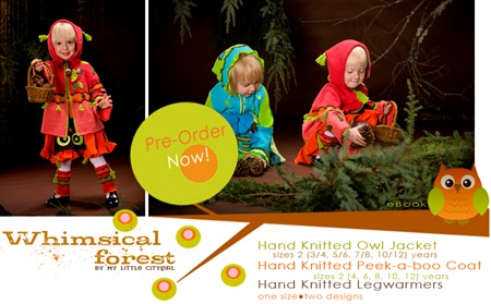 Whimsical Forest Pre-Order