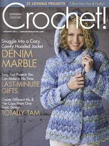 Crochet! Magazine January 2011. My new publications My Little ...