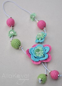 Flower Necklace31