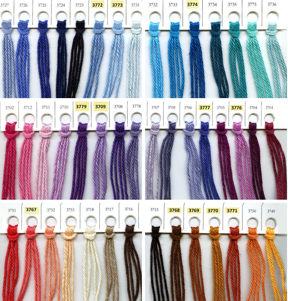 Cascade Yarns : Featured Yarn 34. Cascade Yarns Ultra Pima. Cotton My Little ...