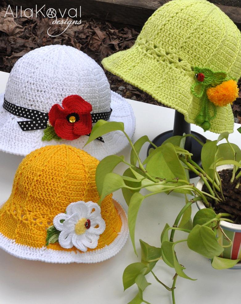 Bold Earflap Hat Crochet Pattern from Caron Yarn | FaveCrafts.com