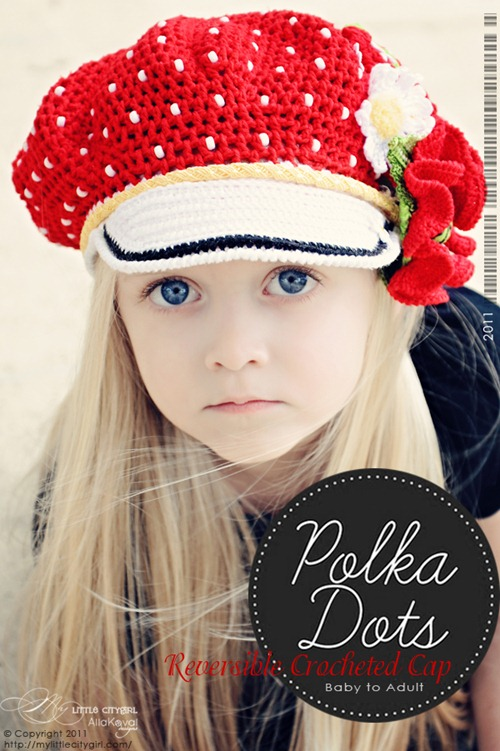 Polka Dots Cap Logo
