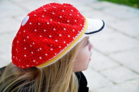 Polka Dots Cap2