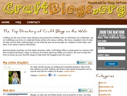 Craft Blogs #1