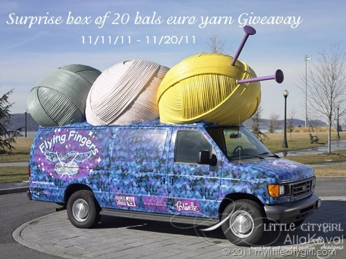 Giveaway 11-11-11