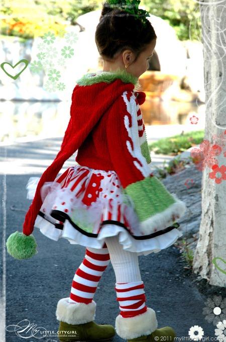 Santa's Workshop Is Working Hard | My Little CityGirl