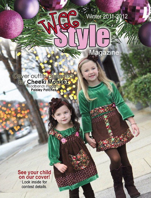 Wee Style Magazine Winter 2011_1