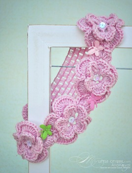 Butterfly Memories Headband