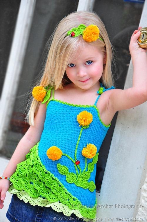 Dandelion Tunic