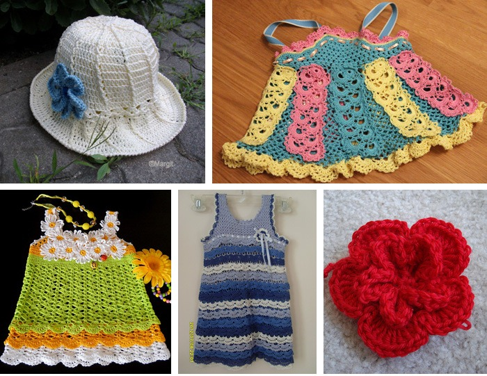 May 2012 Hand Knit And Crochet Couture Creations Patterns