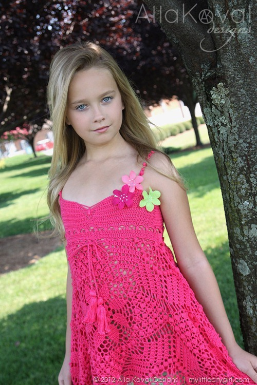 Petalline Dress