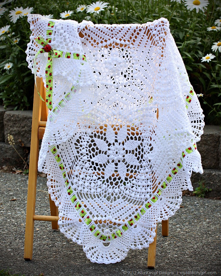 Crochet Patterns Blankets : August ? 2012 ? Hand Knit and Crochet Couture Creations ...
