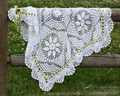 Silverlace Blanket02