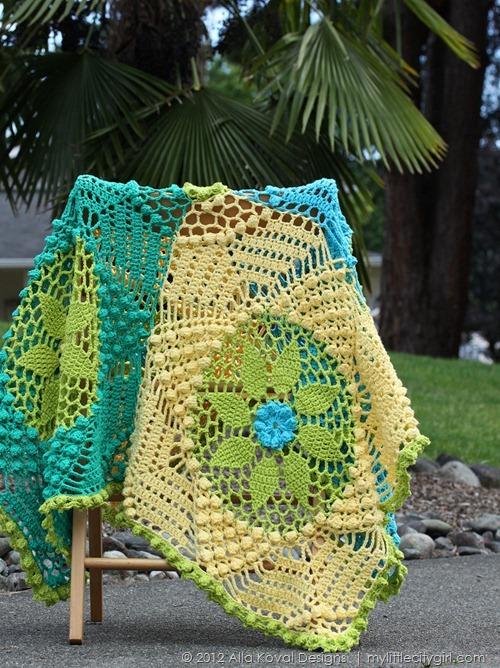 Tropicana Blanket
