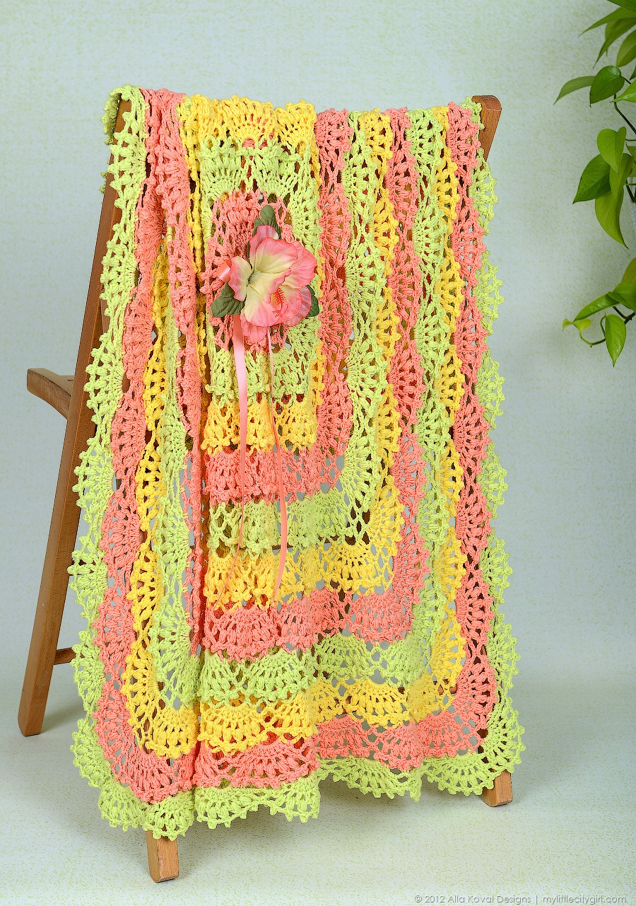 Hug of Love (EAP). Crocheted Blanket + More Pattern for Kids and ...