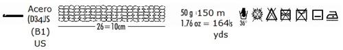 Omega Cotton5 Details