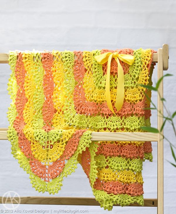 Tutti Frutti Blanket