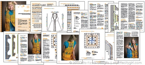 Dryad Vest Pages