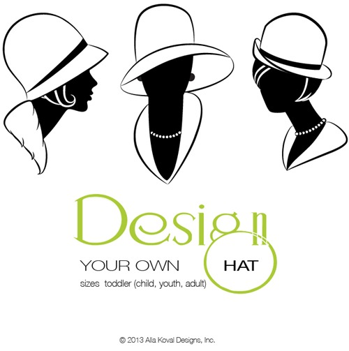 Design Your Hat Logo