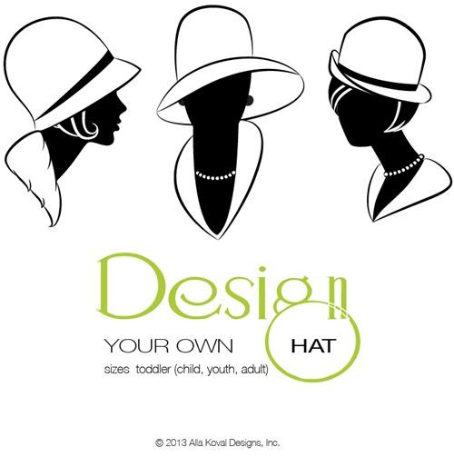 Design Your Hat Logo