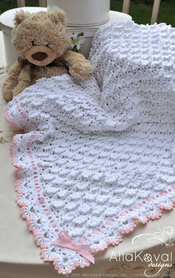 Fluffy Clouds Blanket