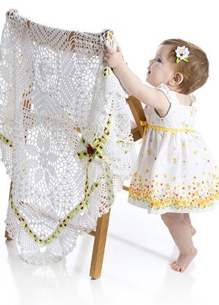 Silverlace Blanket600