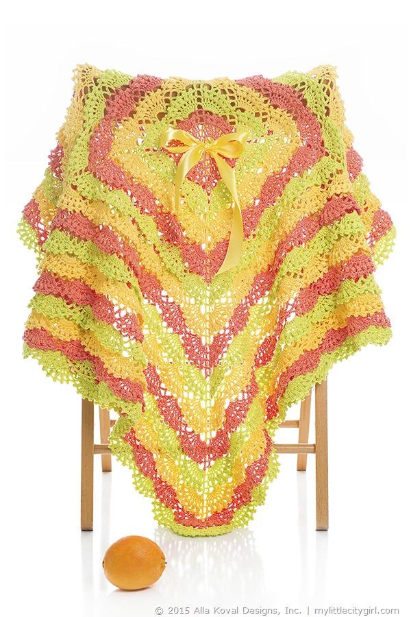 Tutti Frutti Blanket600