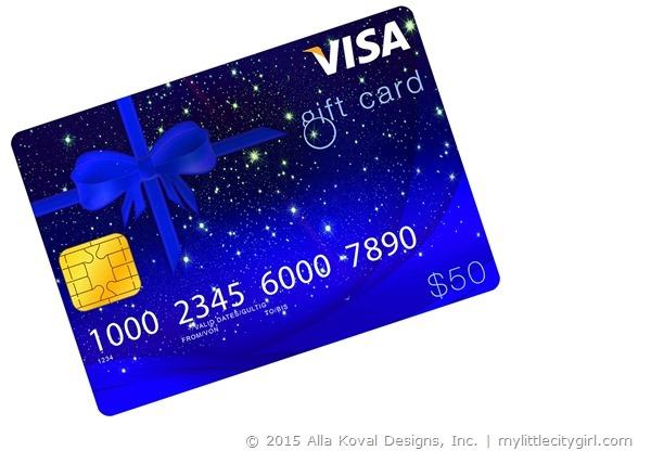 Visa Gift Card6
